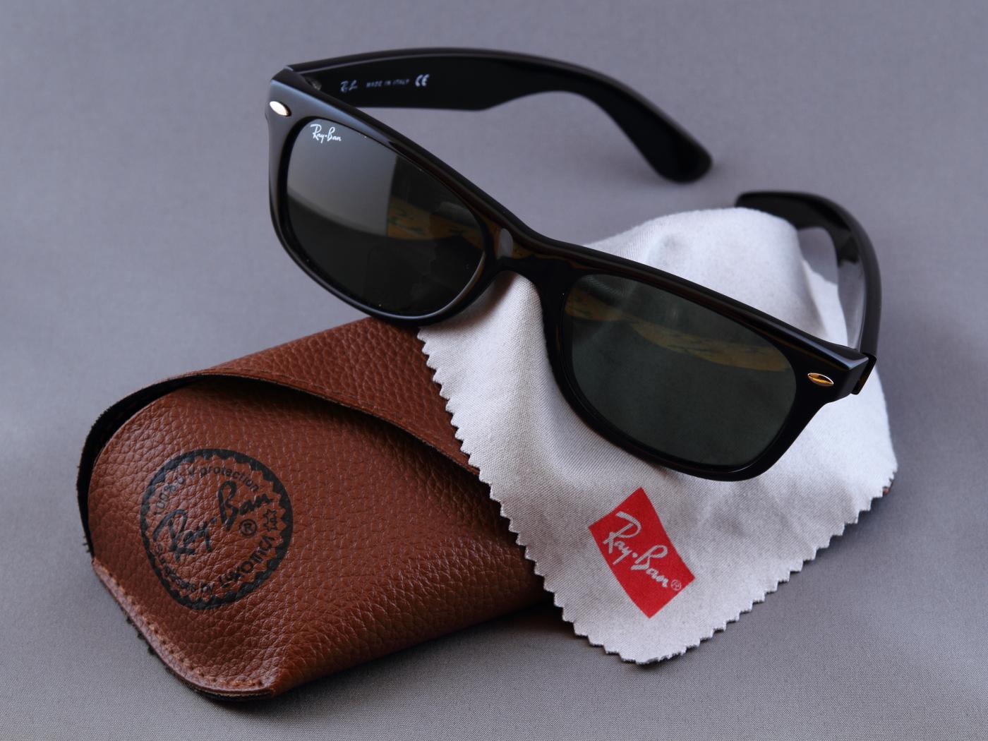 ray ban męskie okulary