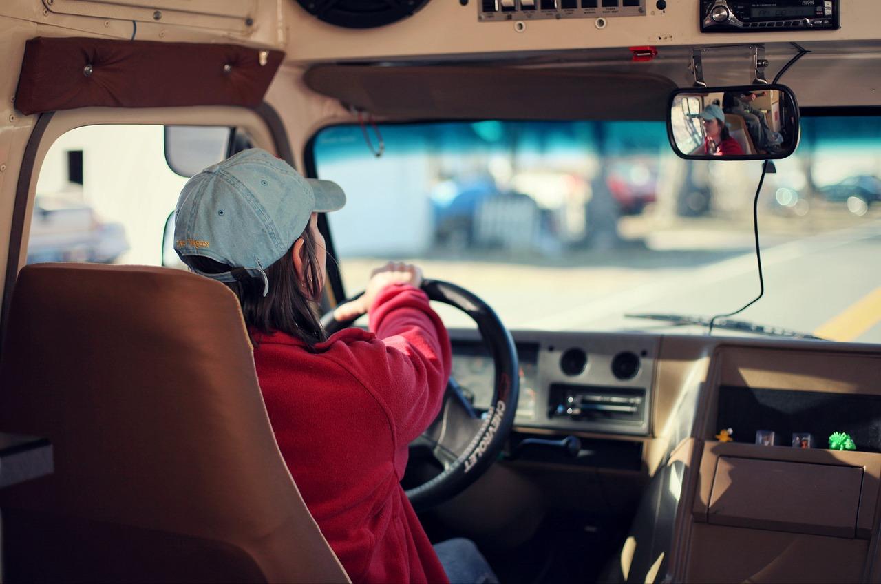 Praca kierowców