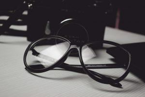 ciemne okulary